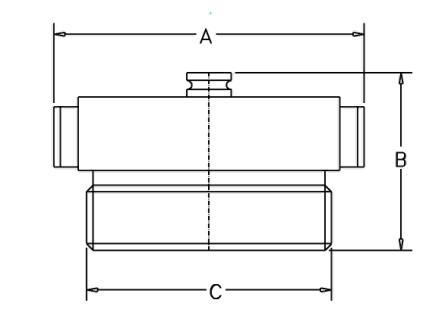 HF41B 1.5 - Dimensions
