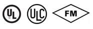 UL ULC FM