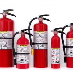 Hand Held Extinguishers